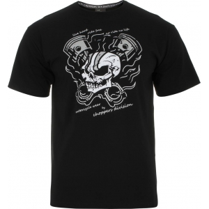 T-shirt X-Skull - Choppers Division