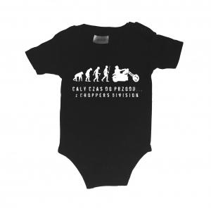 Body dziecięce Ewolucja - Choppers Division