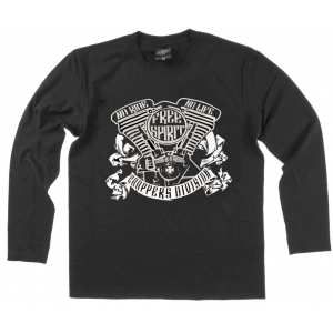 Longsleeve Brand- Choppers Division