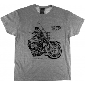 T-shirt Outline Choppers Division