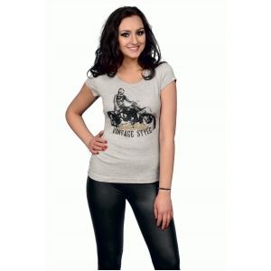 T-shirt damski Vintage - Choppers Division