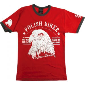 T-shirt Polish Biker - Choppers Division
