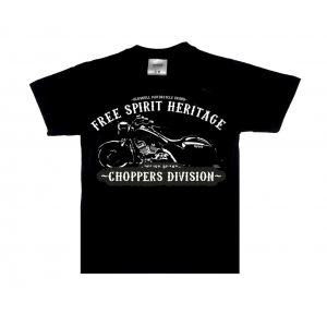 T-shirt dziecięcy Heritage - Choppers Division