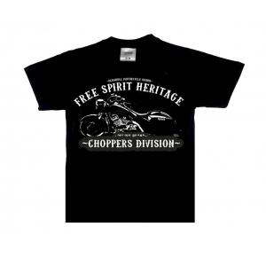 T-shirt dziecięcy Heritage - Choppers Division