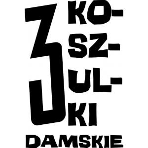 Damska Tytka Wyprzedażowa - 3 koszulki za 99 zł