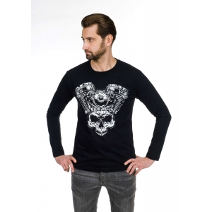 Longsleeve męski Machina - Choppers Division