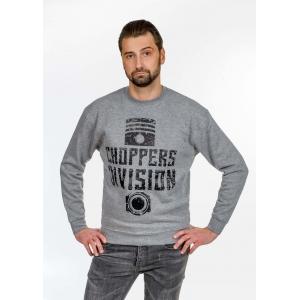 Bluza szara Piston - Choppers Division