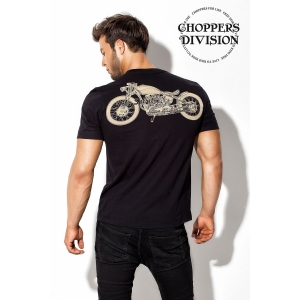 T-shirt Free Spirit - Choppers Division