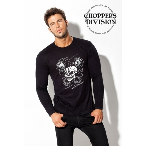 Longsleeve X-Skull - Choppers Division