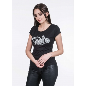 T-shirt damski Chains - Choppers Division