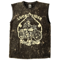 Bokserka Trawiona Lucky Rider- Choppers Division