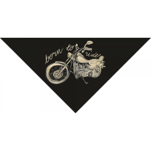 Chusta Born to Ride - Choppers Division