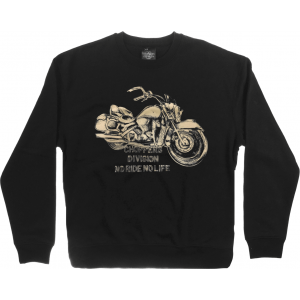 Bluza czarna Extreme Engine - Choppers Division