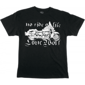 T-shirt Lone Wolf - Choppers Division