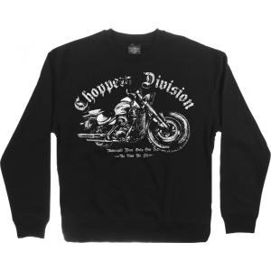 Bluza czarna Motocykl Marca'20 - Choppers Division