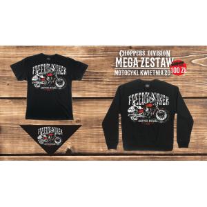 Mega Zestaw Motocykl Kwietnia'20