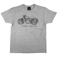 T-shirt szary Polska Legenda - Choppers Division