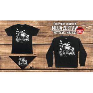 Mega Zestaw Motocykl Maja'20