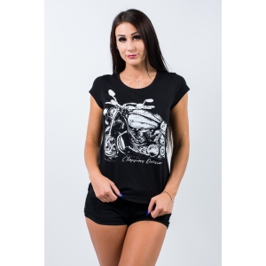 T-shirt damski Motocykl Maja'20 - Choppers Division