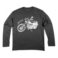 Longsleeve Męski - Born to Ride - Choppers Division
