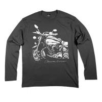 Longsleeve Męski - Motocykl Maja'20 - Choppers Division
