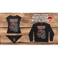 Damski Mega Zestaw Motocykl Sierpnia'20