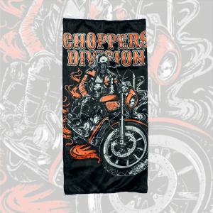 Komin Motocykl Sierpnia'20  - Choppers Division