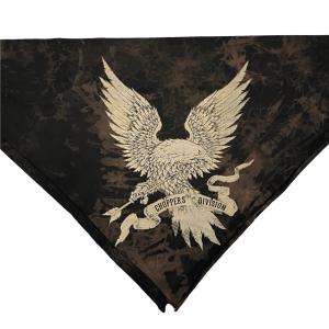 8 Urodziny - Freedom Eagle - Limitowana Chusta Trawiona