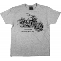 T-shirt szary Extreme Engine - Choppers Division
