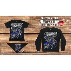 Mega Zestaw Motocykl Października'20