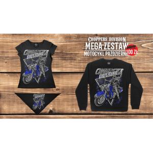 Damski Mega Zestaw Motocykl Października'20