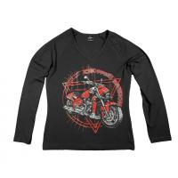 Longsleeve Damski Motocykl Listopada'20