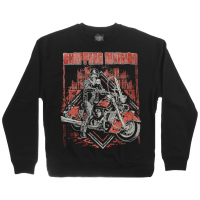 Bluza czarna Motocykl Listopada'20