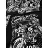 Bluza czarna Label