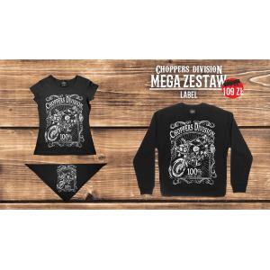Damski Mega Zestaw Label