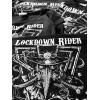 Bluza czarna Lockdown Rider