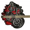 Naszywka Motocykl Sierpnia'20