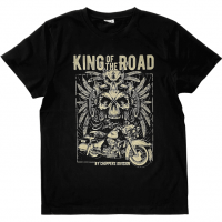 T-shirt King of the Road
