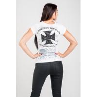 T-shirt damski Podkowa - Choppers Division