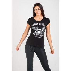 T-shirt damski Giełda Motocyklowa