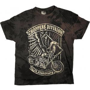 T-shirt trawiony X urodziny